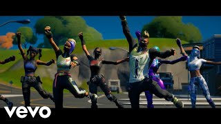 Ayo & Teo - Fly N Ghetto (Official Fortnite Music Video)   *NEW MY WORLD EMOTE!*