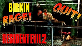 PUZZLE ANGER & RAGE QUIT! Resident Evil 2 (#7)