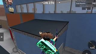 When you've had enough just rage quit 😆   ROBLOX   MM2