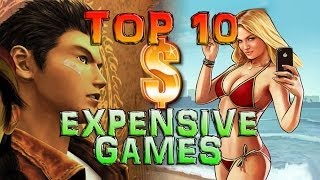 Throthgar's Top 10 Most Expensive Games of All Time - TYRANNICON