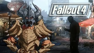FALLOUT 4 WITH 111 MODS (#4) Throthgar's City Tour!