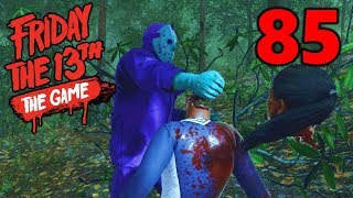 [85] Retro Jason RAGE!!! (Let's Play Friday The 13th The Game)