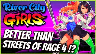 RIVER CITY GIRLS - Even Better Than Streets of Rage 4 !?  - Retro Gaming History