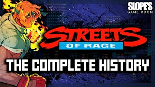 Streets Of Rage: The Complete History   RETRO GAMING DOCUMENTARY