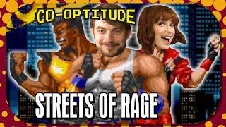 Streets of Rage - Retro Let's Play: Co-Optitude Ep 24